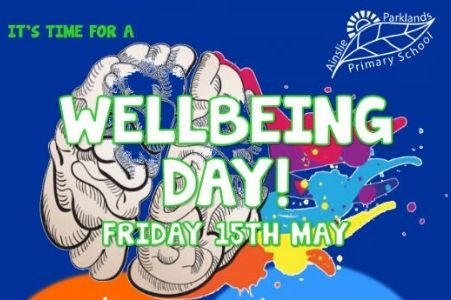 Wellbeing Day - Friday 15th May