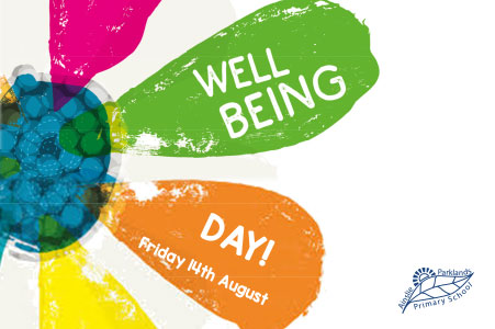 Wellbeing Day - Friday 14th August